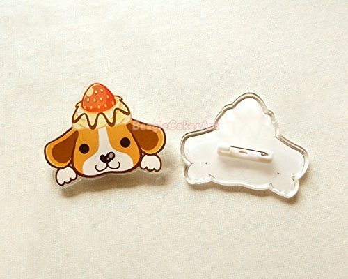 Amazon com: Dog Pin, Beagle Pin, Enamel Pin, Dog Enamel Pin