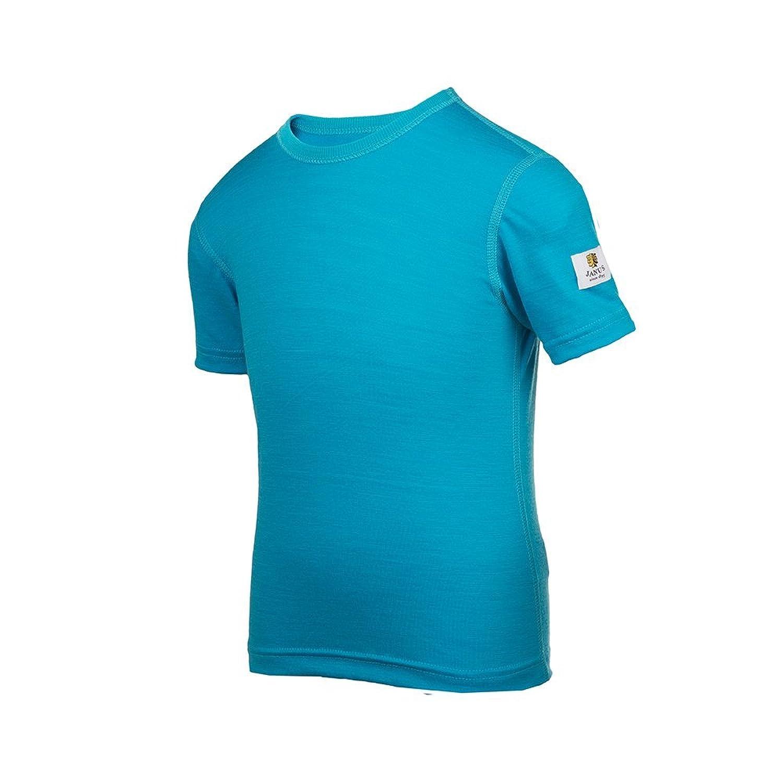 c680a99ea2a5 Janus Summerwool 100% Merino Wool Boy s Girl s T-Shirt Made in ...
