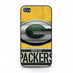 Attractive NFL Green Bay Packers Phone Case Beautiful Cover for Iphone 4 4s
