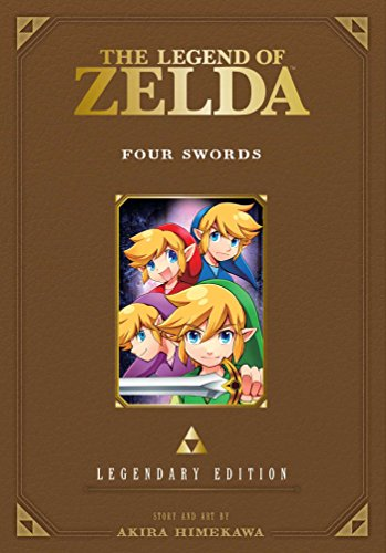 The Legend of Zelda: Four Swords -Legendary Edition- (The Legend of Zelda: Legendary Edition)