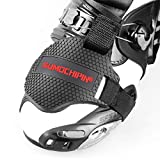 Cheelom Accesorios Para Motocicleta, Cubierta Protectora De Goma Con Correa De Zapato Para Moto, Gear Shifter Accesorios Para Zapatos, Protector De Botas