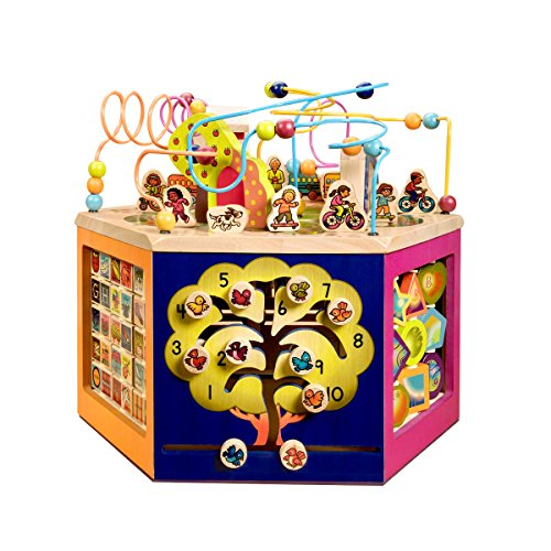 B. Toys Youniversity Activity Cube by B. Toys (Image #2)