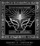 「LEGEND - S - BAPTISM XX - 」 (LIVE AT HIROSHIMA GREEN ARENA) [Blu-ray]
