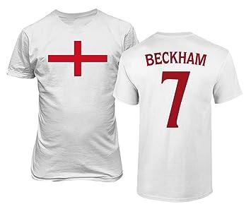Amazon.com: Tcamp Soccer Legends #7 - Camiseta de manga ...