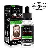 AICHUN BEAUTY Beard Hair Growth Pure Natural Nutrients Skin Cleansing Vitamins