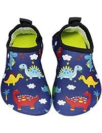 Water Shoes Aqua Socks Water Socks Swim Shoes for Kids Toddlers Boys Girls