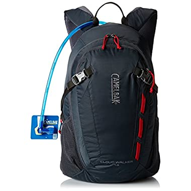 Camelbak Products Men's Cloud Walker Hydration Pack, Charcoal/Graphite, 70-Ounce