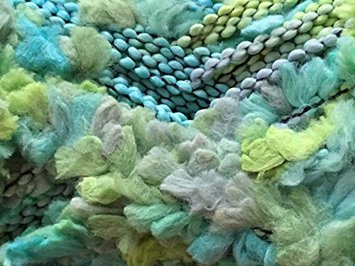 Check expert advices for puffy yarn?
