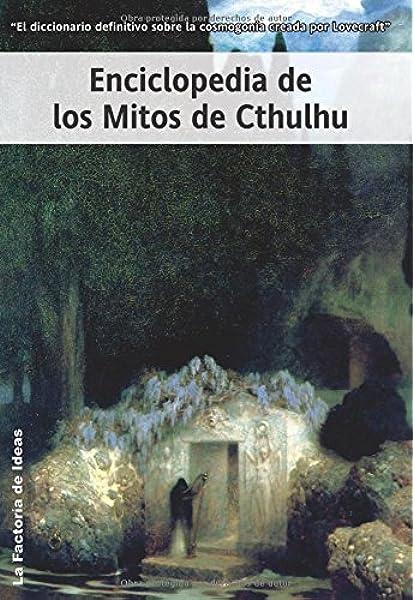 Enciclopedia de los mitos de Cthulhu (Eclipse): Amazon.es: Harms, Daniel: Libros