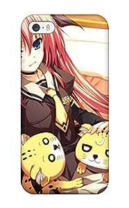 8018790K988400322 touhou animal ears Anime Pop Culture Hard Plastic iPhone 5/5s cases