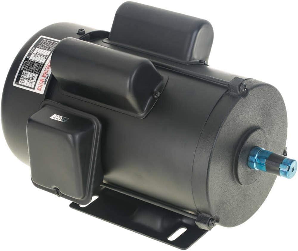 B00012Y738 Grizzly Industrial H5388 - Motor 3 HP Single-Phase 3450 RPM TEFC 220V 51j162BDQ06L.SL1000_