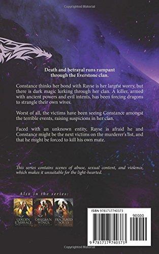 Shadowed Lies (Soul of a Dragon): Amazon co uk: Clara Hartley
