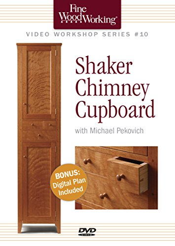 Fine Woodworking Video Workshop Series - Shaker Chimney Cupboard