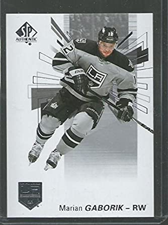 90f975431 Amazon.com  2016-17 SP Authentic  12 Marian Gaborik NM-MT Kings ...