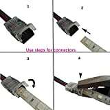 LED Strip Connector 4 Pin LED Connector for