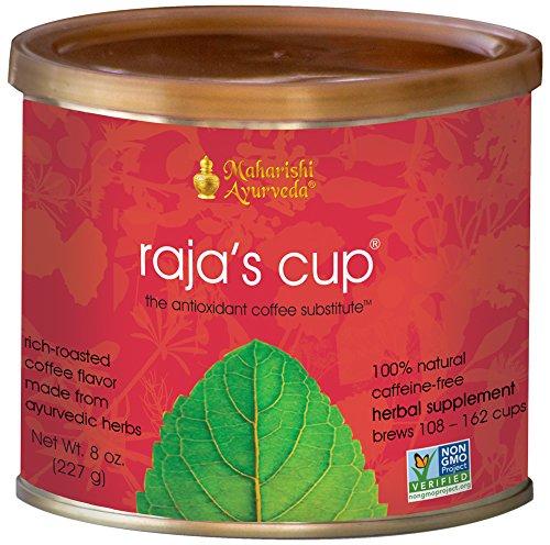 Raja's Cup Ayurvedic Coffee Substitute, 8 oz (228 g)