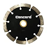 5 wet saw - Concord Blades SSB050A10CP 5 Inch General Purpose Premium Segmented Diamond Blade