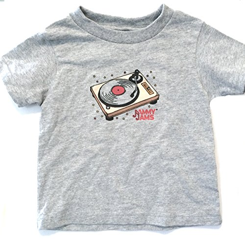 Price comparison product image Jammy Jams Turntable Toddler Tee (2T