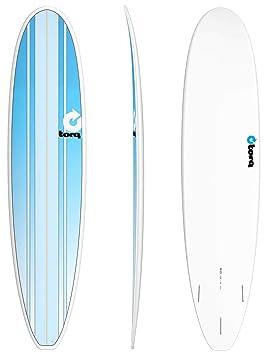 TORQ Tabla de Surf Tet 8.0 Longboard New Classic: Amazon.es ...