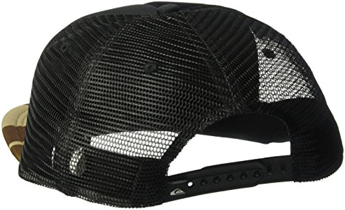 1c961fe23dd9f Quiksilver Men s Snap Addict Trucker Hat - Import It All