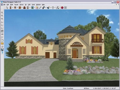 amazoncom better homes and gardens home designer suite 80 old version chief architect software - Better Homes And Gardens Interior Designer