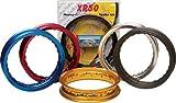 02-18 YAMAHA YZ85: Pro Wheel Rear Rim (14'') (Blue)