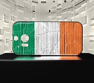 Funda Carcasa para HTC M8 Bandera IRLANDA 04