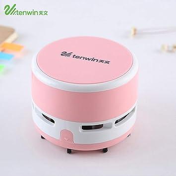 Aspiradora de Mesa eléctrica Mini Aspirador de Polvo para hogar ...