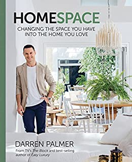 Book Cover: Homespace: Changing the space you have into the home you love