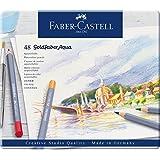 Faber Castell 114648 Aquarellfarbstift 48St sortiert