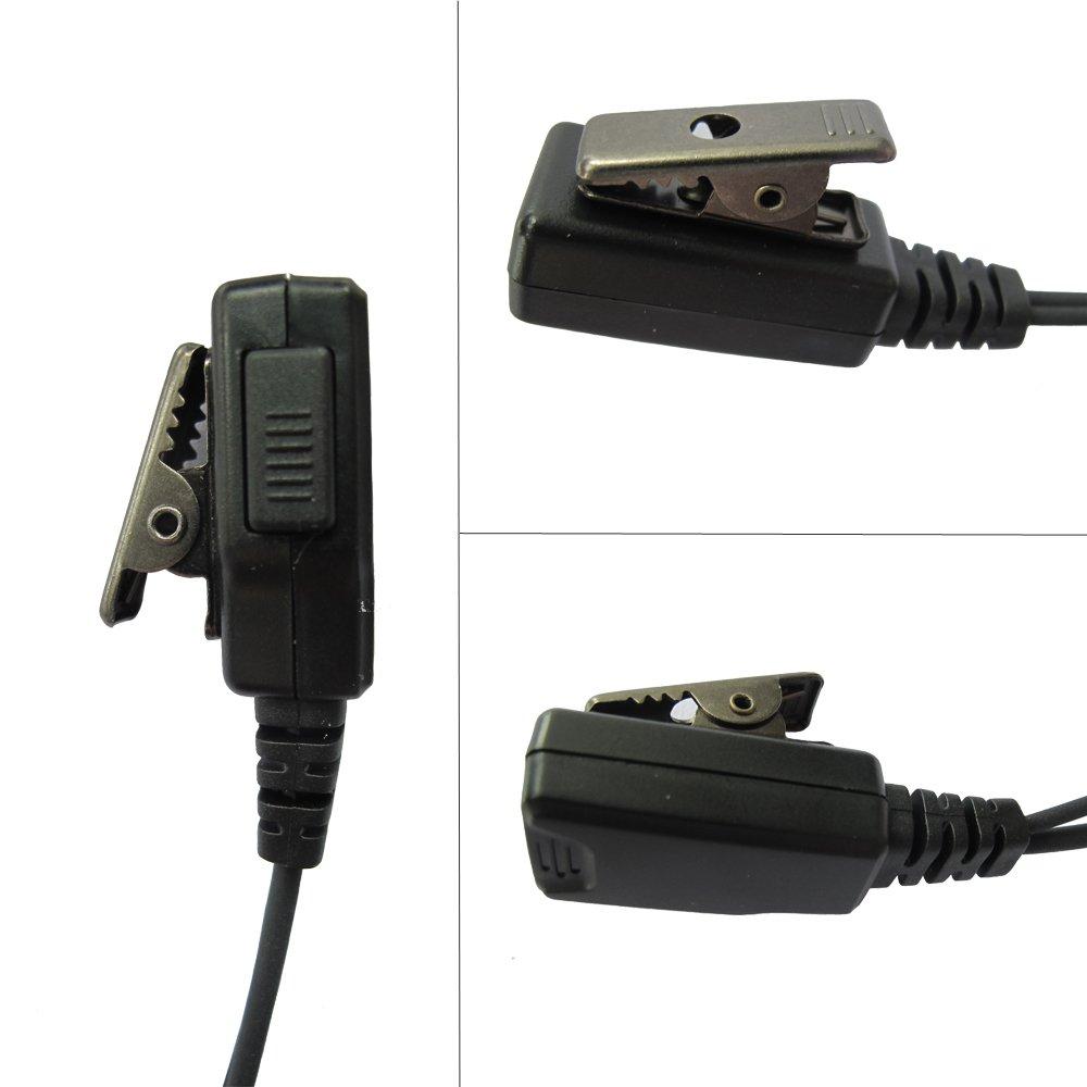 Surveillance Earpiece for Hytera DMR radio PD702 PD782 PD782G PD702G