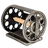 Fishing Reel Wall Mounted Toilet Paper Holder