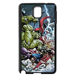 Samsung Galaxy Note 3 phone cases Black Avengers Phone cover PQS5145095