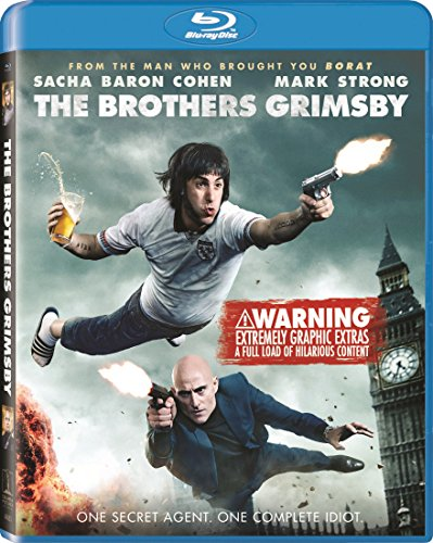 The Brothers Grimsby [Blu-ray]