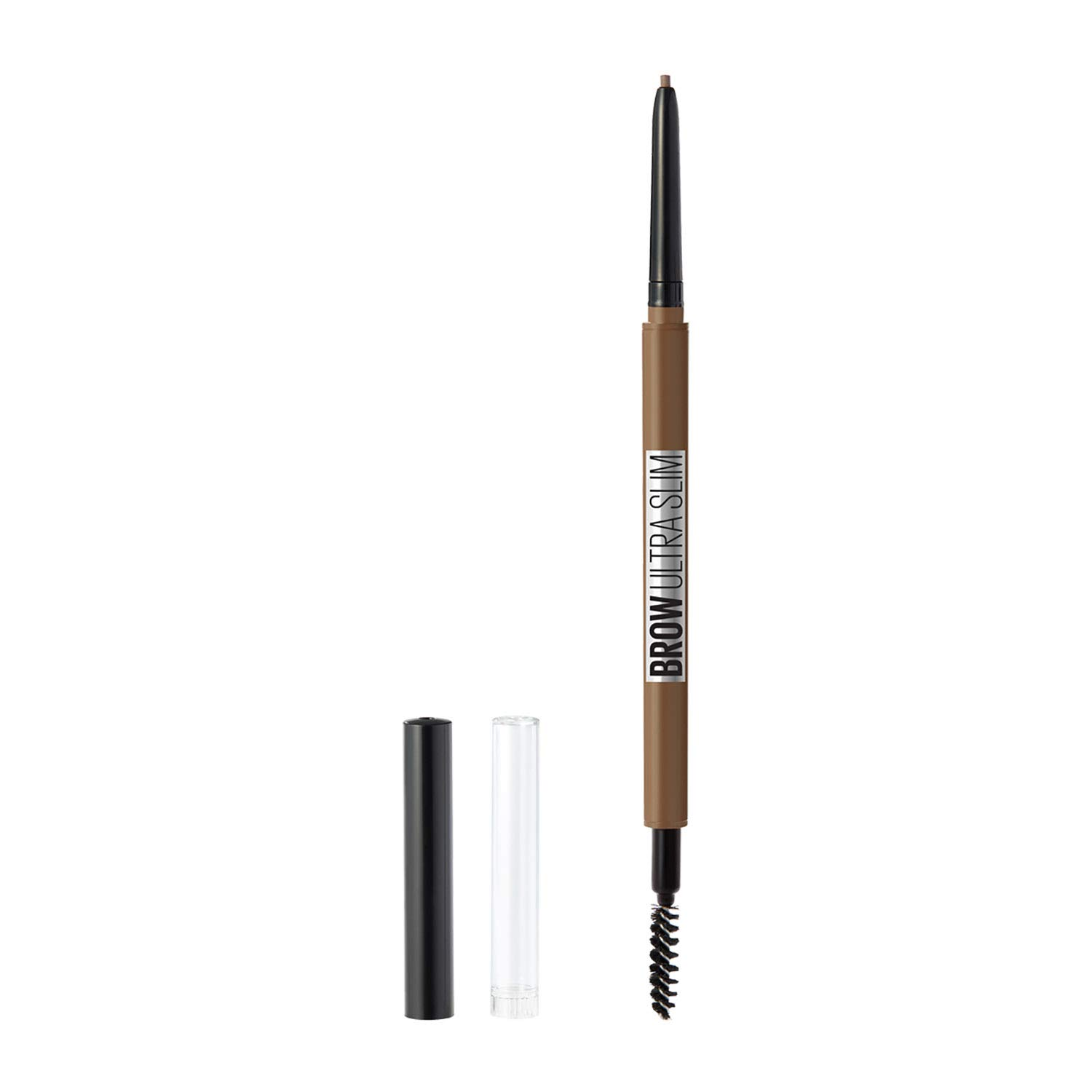 Maybelline New York Brow ultra slim defining eyebrow pencil, Soft Brown, 0.003 Ounce