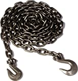 Koch 817391 Log Chain, Grade 43 Trade Size 5/16 by 14 Feet, Self Colored