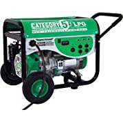 Champion Power Equipment 71108, 3500 Running Watts/4200 Starting Watts, Propane Powered Portable Generator, CARB...