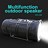 Hankcares Multi-function Rechargeable LED Camping
