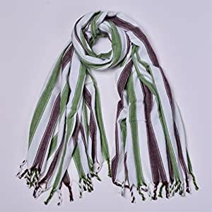 Bufanda para hombre y mujer Bufanda de moda unisex Feel Bloque de color clásico a rayas Bufanda larga para invierno 85 * 200CM ( Color : 1 )