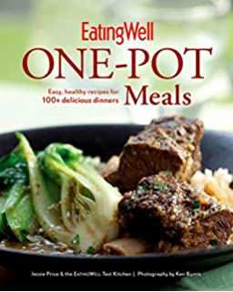 The eatingwell healthy in a hurry cookbook 150 delicious recipes eatingwell one pot meals easy healthy recipes for 100 delicious dinners forumfinder Choice Image