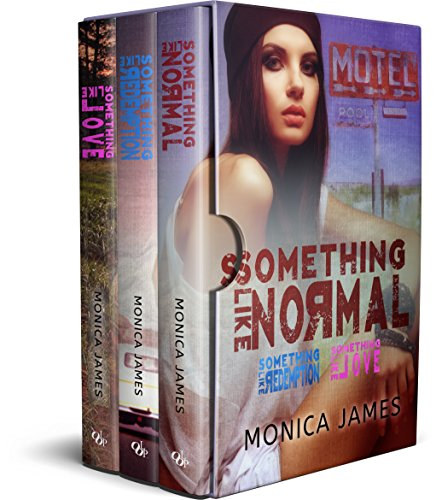 Something Like Normal Series: Books 1-3 by [James, Monica, Publishing, Limitless ]