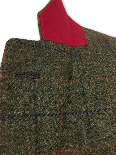 Rrp 00 In £360 48r Jacket Santinelli Green RqCzzI