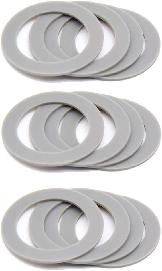 12 Pieces Blender Gasket Rubber Seal Ring O Ring Replacement