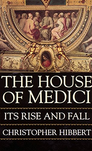 Book cover for The House of Medici