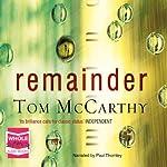 Remainder | Tom McCarthy