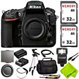 Nikon D810 DSLR Camera (Body Only) Beginner Kit