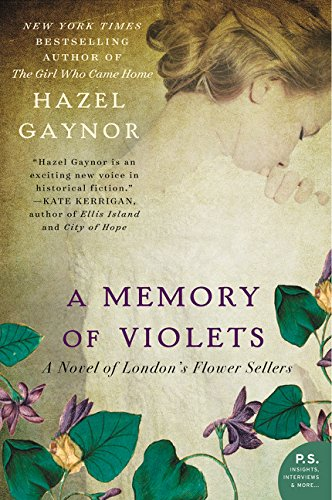 A Memory of Violets: A Novel of London's Flower Sellers (Violet Design)