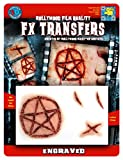 Tinsley Transfers  Engraved, Flesh/Multi, One Size