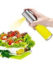 Oil Dispenser, HBlife Oil Sprayer Oil Spray Bottle Mister Kitchen and Grill Cooking Tool 100ML
