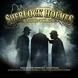 Der Werwolf (Sherlock Holmes Chronicles 3)